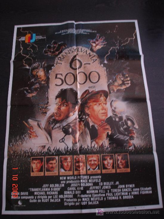 poster de peliculas de los 80