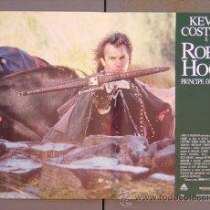 Cine: ET35 ROBIN HOOD PRINCIPE DE LOS LADRONES KEVIN COSTNER SET 6 POSTERS ORIGINAL ITALIANO 47X68. Lote 15211190