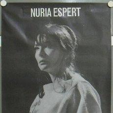 Cinema: E317 BIOTAXIA NURIA ESPERT JOSE MARIA NUNES POSTER ORIGINAL 70X100 ESTRENO. Lote 48685926