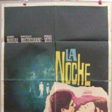 Cine: LA NOCHE ANTONIONI MASTROIANNI. Lote 15252191