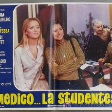 Cine: JS86 LOS CAPRICHOS DE GLORIA GLORIA GUIDA POSTER ORIGINAL ITALIANO 47X68. Lote 15260243