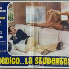 Cine: XW02D LOS CAPRICHOS DE GLORIA GLORIA GUIDA SEXY POSTER ORIGINAL ITALIANO 47X68. Lote 15260268