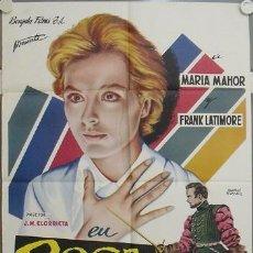 Cine: JU83 ROSA DE LIMA MARIA MAHOR FRANK LATIMORE POSTER ORIGINAL 70X100 ESTRENO. Lote 15359705