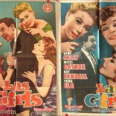 Cine: LAS GIRLS 1957 - GENE KELLY - GEORGE CUCKOR. Lote 26775167