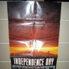 Cine: INDEPENDENCE DAY POSTER ORIGINAL 70X100 Q. Lote 167162632