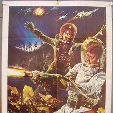 Cinema: JY39 COSMOS WAR OF THE PLANTES JOHN RICHARDSON ALFONSO BRESCIA POSTER ORIGINAL ITALIANO 100X140. Lote 15559192