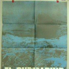 Cine: EL SUBMARINO ---- DAS BOOT. Lote 15581076
