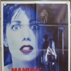 Cine: KA48 PERFECT VICTIMS / HIDDEN RAGE DEBORAH SHELTON SERIAL KILLER POSTER ORIGINAL 100X140 ITALIANO. Lote 15624230