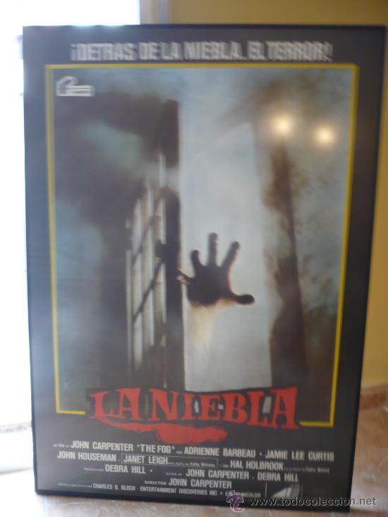 """cartel enmarcado de """"la niebla"""". - Comprar Carteles y Posters de ..."""