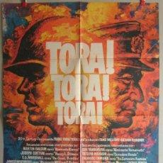 Cine: TORA TORA TORA UN MAC MUY ESPECTACULAR. Lote 15701782