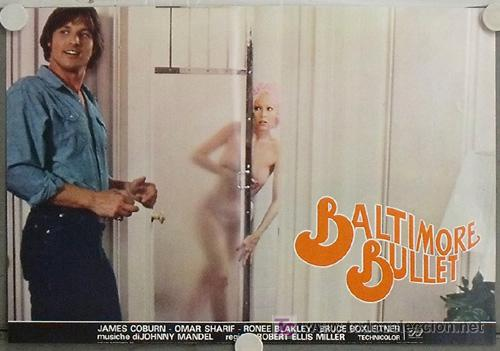 Cine: KB48 BALTIMORE BULLET JAMES COBURN BILLAR SET 10 POSTER ORIGINAL ITALIANO 47X68 - Foto 9 - 15729660