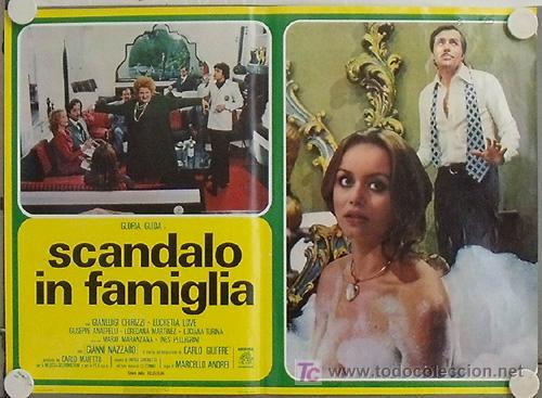 VG21D MUJER CASADA MUY COMPLACIENTE GLORIA GUIDA SEXY POSTER ORIGINAL ITALIANO 47X68 (Cine - Posters y Carteles - Comedia)