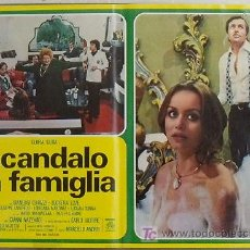 Cine: VG21D MUJER CASADA MUY COMPLACIENTE GLORIA GUIDA SEXY POSTER ORIGINAL ITALIANO 47X68. Lote 15866638