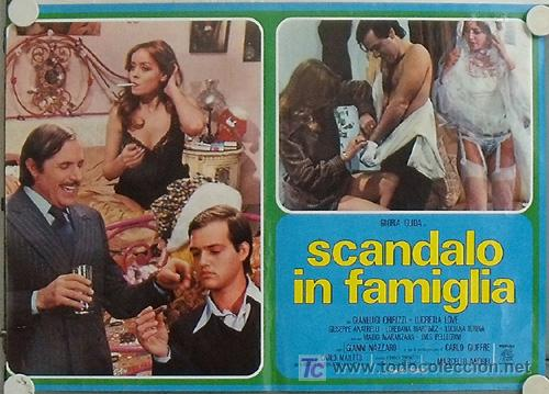 VG22D MUJER CASADA MUY COMPLACIENTE GLORIA GUIDA SEXY POSTER ORIGINAL ITALIANO 47X68 (Cine - Posters y Carteles - Comedia)