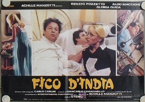 VG24D INFARTO PARA UN DON JUAN GLORIA GUIDA SEXY POSTER ORIGINAL ITALIANO 47X68 (Cine - Posters y Carteles - Comedia)
