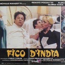 Cine: VG24D INFARTO PARA UN DON JUAN GLORIA GUIDA SEXY POSTER ORIGINAL ITALIANO 47X68. Lote 15867815