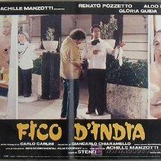 Cine: VG25D INFARTO PARA UN DON JUAN GLORIA GUIDA SEXY DESNUDA POSTER ORIGINAL ITALIANO 47X68. Lote 15867834