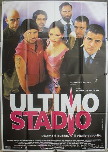 Cine: GG89 COLECCION FUTBOL 10 POSTERS ORIGINALES ITALIANOS 140X200 - Foto 7 - 20414006