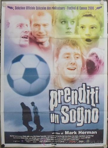Cine: GG86 COLECCION FUTBOL 20 POSTERS ORIGINALES ITALIANOS 100X140 - Foto 12 - 20414007