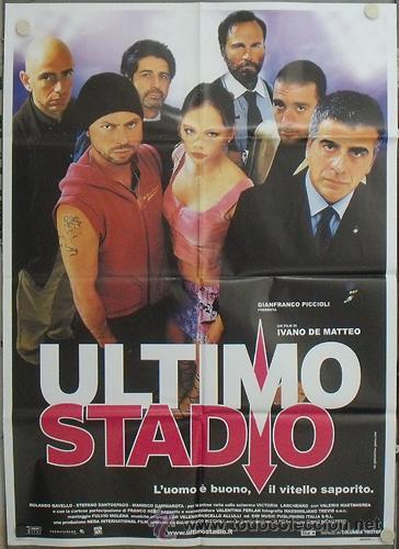 Cine: GG86 COLECCION FUTBOL 20 POSTERS ORIGINALES ITALIANOS 100X140 - Foto 16 - 20414007