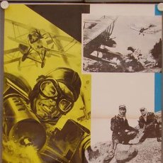 Cine: KL05 SIEGE OF FORT BISMARK KENGO FURUSAWA CINE JAPONES POSTER ORIGINAL ITALIANO 68X94. Lote 16215450