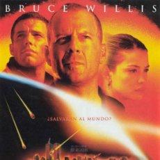 Cine: 'ARMAGEDDON', CON BRUCE WILLIS.. Lote 20538469
