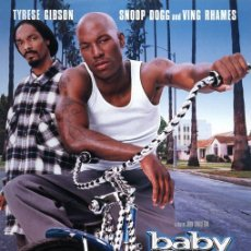 Cine: 'BABY BOY', CON SNOOP DOGG.. Lote 21115966