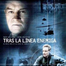 Cine: 'TRAS LA LÍNEA ENEMIGA', CON GENE HACKMAN.. Lote 21115967