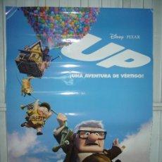 Cine: UP DISNEY PIXAR POSTER ORIGINAL ESTRENO 70X100. Lote 39531006