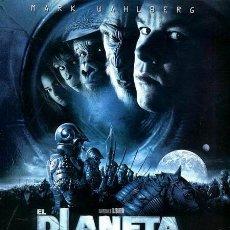 Cine: 'EL PLANETA DE LOS SIMIOS', DE TIM BURTON.. Lote 20229763