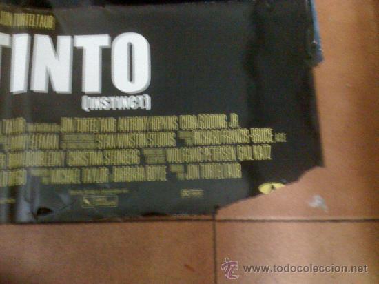 Cine: Pequeño roto en parte baja - Little torn in down side. - Foto 2 - 16551396