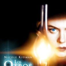 Cine: 'LOS OTROS', CON NICOLE KIDMAN.. Lote 21252085