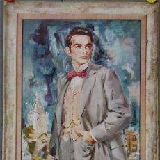 Cine: KV00D EL ARBOL DE LA VIDA MONTGOMERY CLIFT ESPECTACULAR DISPLAY POSTER ORIGINAL ITALIANO 34X48. Lote 16826582
