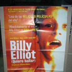 Cinema - BILLY ELLIOT POSTER ORIGINAL 70X100 q - 16978817