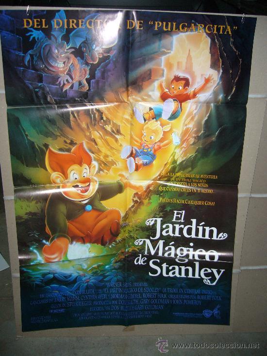 El jardin magico de stanley don bluth animacio comprar for El jardin magico