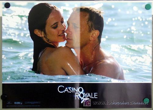 Cine: KX89 CASINO ROYALE JAMES BOND 007 MICHAEL CRAIG SET 6 POSTERS ORIGINAL ITALIANO 47X68 - Foto 2 - 17079600
