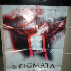 Cine: STIGMATA POSTER ORIGINAL 70X100. Lote 17190744