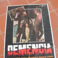Cine: DEMENCIA. Lote 18051117