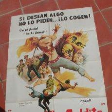 Cine: LA PANDILLA MALDITA. Lote 18051242