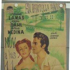 Cine: LY99 LA MANSION DE SANGAREE ARLENE DAHL FERNANDO LAMAS POSTER ORIGINAL 70X100 ESTRENO LITOGRAFIA. Lote 18070803
