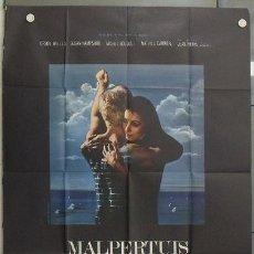 Cine: LZ95 MALPERTUIS / THE LEGEND OF DOOM HOUSE ORSON WELLES HAMPSHIRE POSTER ORIGINAL FRANCES 120X160. Lote 18132979