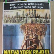 Cinéma: NUEVA YORK BAJO EL TERROR DE LOS ZOMBI. Lote 50506858