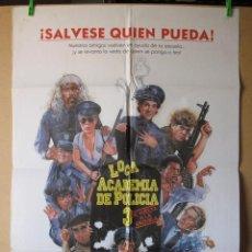 Cine: LOCA ACADEMIA DE POLICIA 3. Lote 38834740