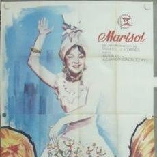 Cine: MD04 MARISOL RUMBO A RIO POSTER ORIGINAL 3 HOJAS 100X200 ESTRENO. Lote 18594008
