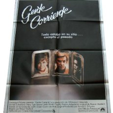 Cine: CARTEL POSTER GENTE CORRIENTE, DONALD SUTHERLAND, MARY TYLER MOORE, ORIGINAL 70 X 100 1981. Lote 18890717