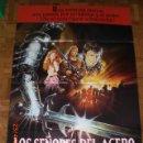 Cine: LOS SEÑORES DEL ACERO. Lote 25925276