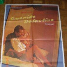 Cine: QUERIDO DETECTIVE,,(DENNIS QUAID Y ELLEN BARKIN). Lote 27248592