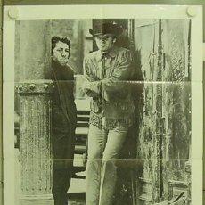 Cine: RY19D COWBOY DE MEDIANOCHE DUSTIN HOFFMAN JOHN VOIGHT POSTER ORIGINAL AMERICANO 70X105. Lote 18962487