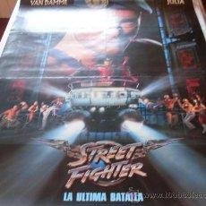 Cine: STREET FIGHTER,LA ULTIMA BATALLA - JEAN-CLAUDE VAN DAMME, RAUL JULIA, KYLIE MINOGUE, SIMON CALLOW. Lote 25358295