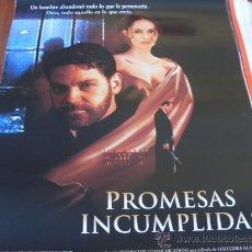 Cine: PROMESAS INCUMPLIDAS - KENNETH BRANAGH, MADELEINE STOWE, WILLIAM HURT, NEIL PATRICK HARRIS. Lote 63131806